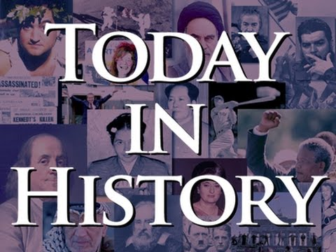 Today in History for April 24th