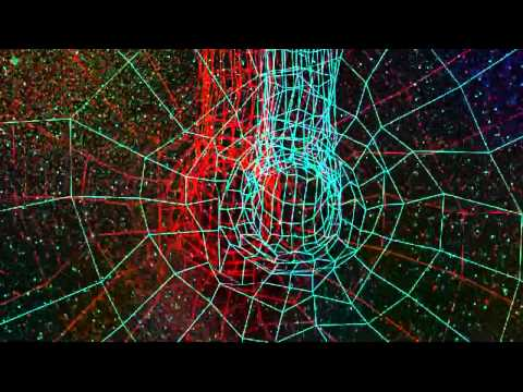 3d video Deep space(Animated) real red/blue cyan glasses needed to watch