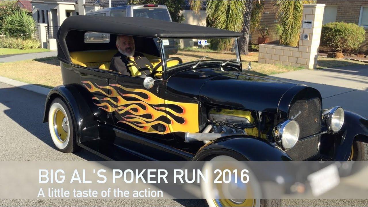 Big al's tuscaloosa poker
