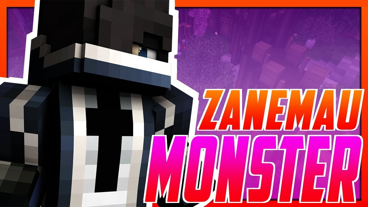 Flash Warning Zanemau Monster Zane Vs Aphmau Aphmau