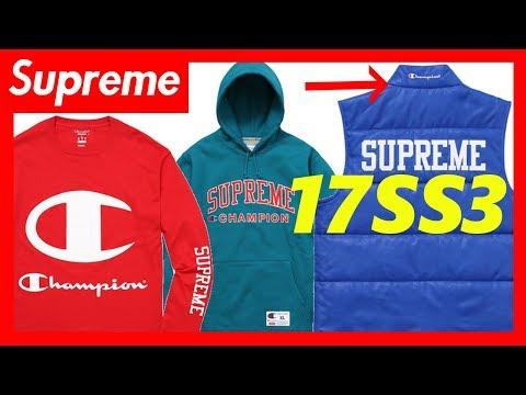 supreme-2017-ss-week-3-champion-シュプリーム-チャンピオン/相互チャンネル登録-sub4sub