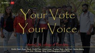 Your Vote Your Voice...