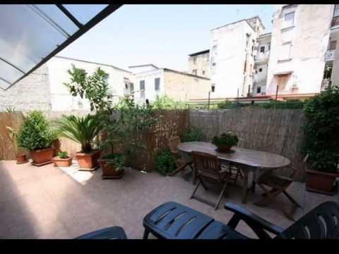 VIA ARENACCIA 2 vani ed acc. Con terrazzo - YouTube
