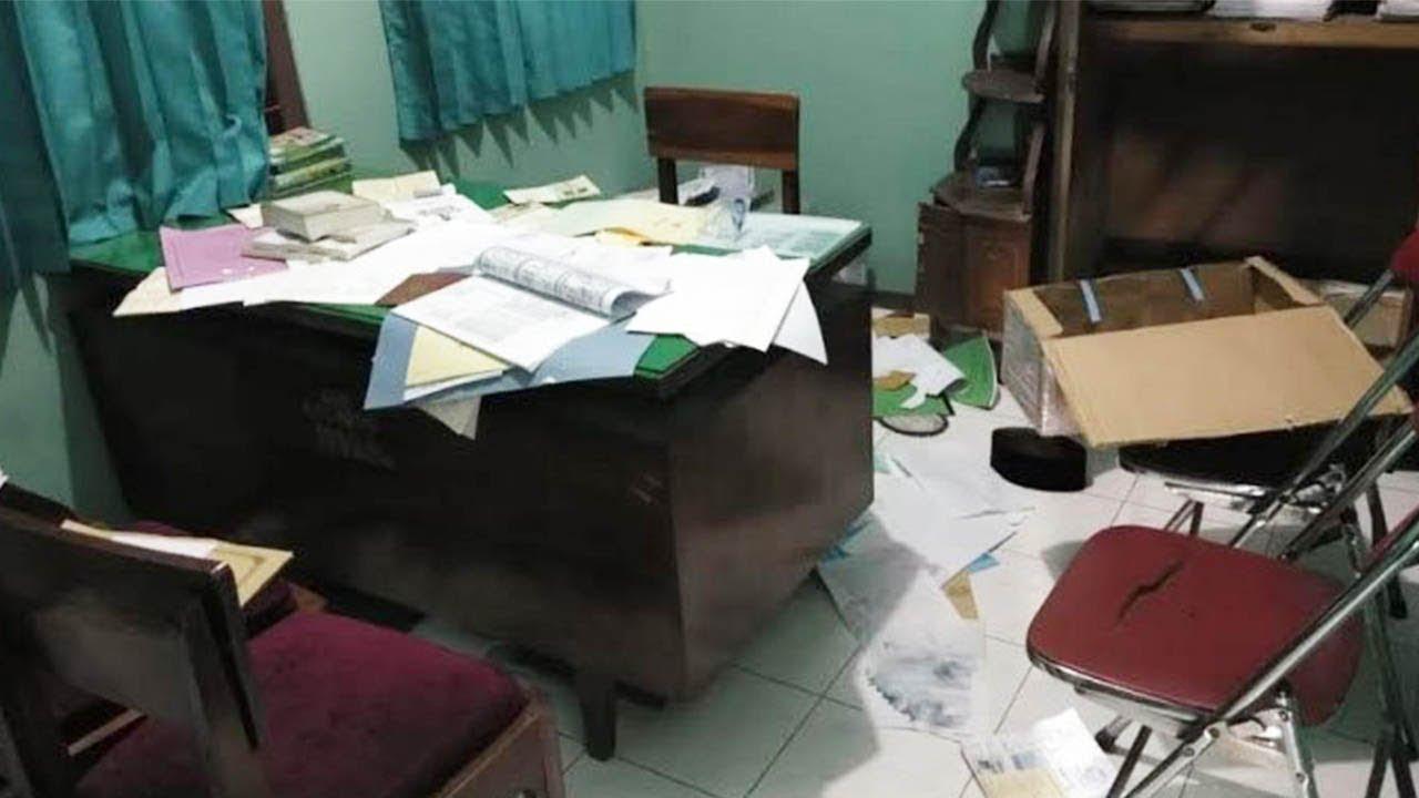 Kantor Urusan Agama Kras Kebobolan Maling Puluhan Buku Nikah Yang Masih Kosong Raib Dicuri