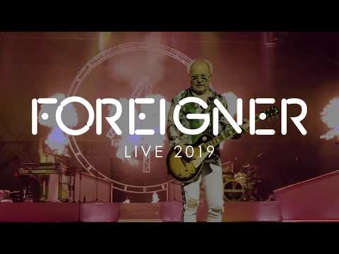 Foreigner - Live 2019 & with the IP Orchestra 2019 - Trailer Mp3