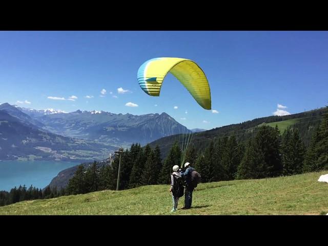 paragliding video, paragliding clip