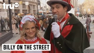 Billy on the Street - Christmas Carol Ambush with Amy Poehler