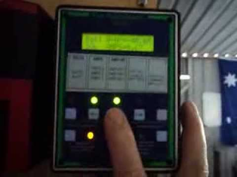 Brief outline of the capabilities of the Pentametric battery monitor.