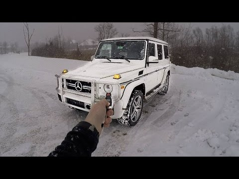 Thumbnail: Why It Sucks Driving The '17 Mercedes G63 AMG