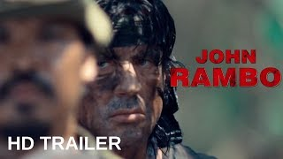 JOHN RAMBO (2008) Director's cut NEW Trailer #1 - Sylvester Stallone