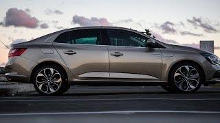 Renault Megane Intens sedan - 2018 New Car