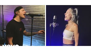 I Prevail - Every Time You Leave (Live Acoustic) ft. Delaney Jane