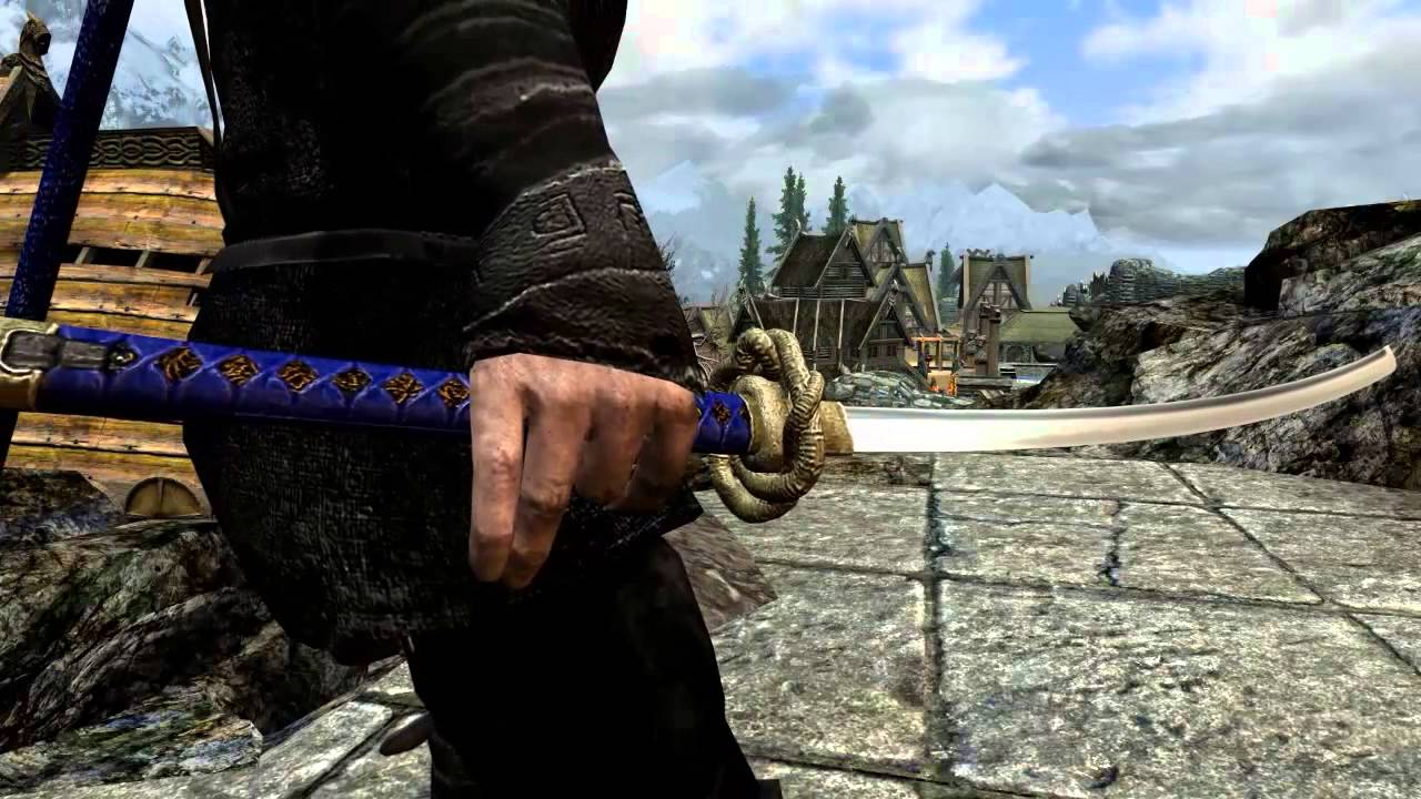 Where To Find Blades Swords In Skyrim