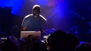 [HD] Flying Lotus @ Le Poisson Rouge NY June 22 2011 part 1 of 4
