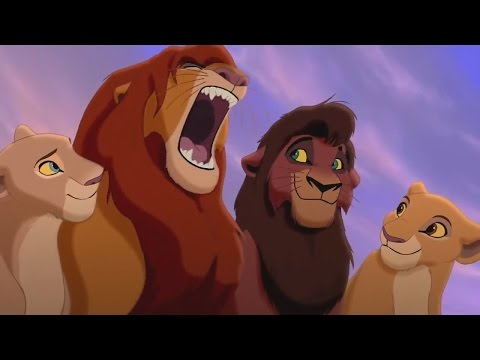 The Lion King 2 Simba's Pride - Happy Ending HD