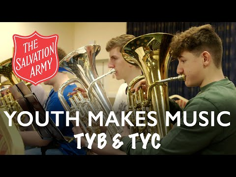 Territorial Youth Band And Youth Choir   TYC & TYB