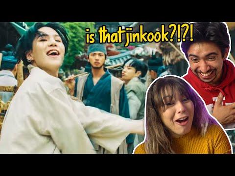 Agust D - Daechwita '대취타' MV - SHOOK COUPLES REACTION!