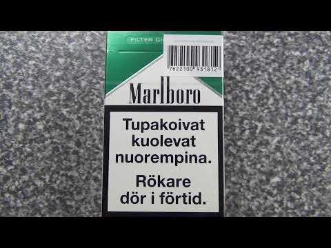 The Price Of Cigarettes In Finland 2014