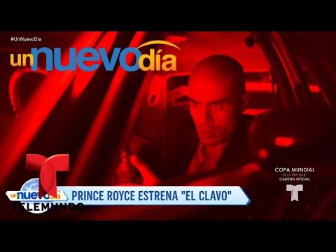 ¡Prince Royce estrena un video que dará de que hablar! | Un Nuevo Día | Telemundo