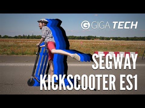 Ninebot By Segway KickScooter ES1 Im Test – GIGA.DE
