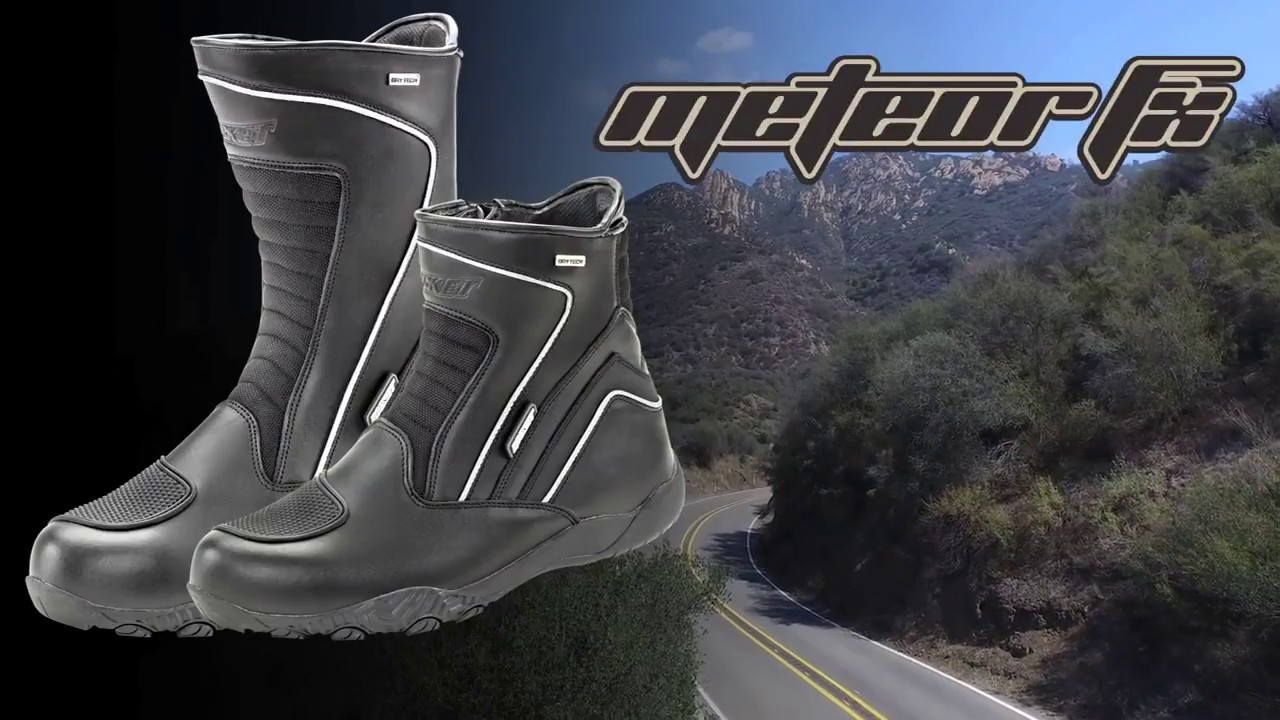 3be02daf52f Joe Rocket Meteor FX Mid Boots - Motorcycler.com