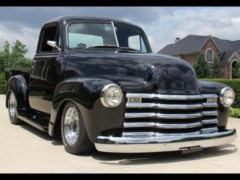 1951 Chevy Pickup Street Rod Classic Muscle Car For Sale In Mi