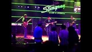 The BeatFour at Stingray Club Crowne Plaza 2013