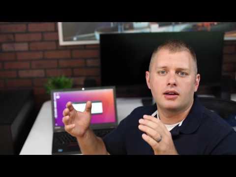 Installing Ubuntu 16.04 on a Laptop