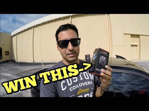 BC Master Dash Cam Giveaway! & Review