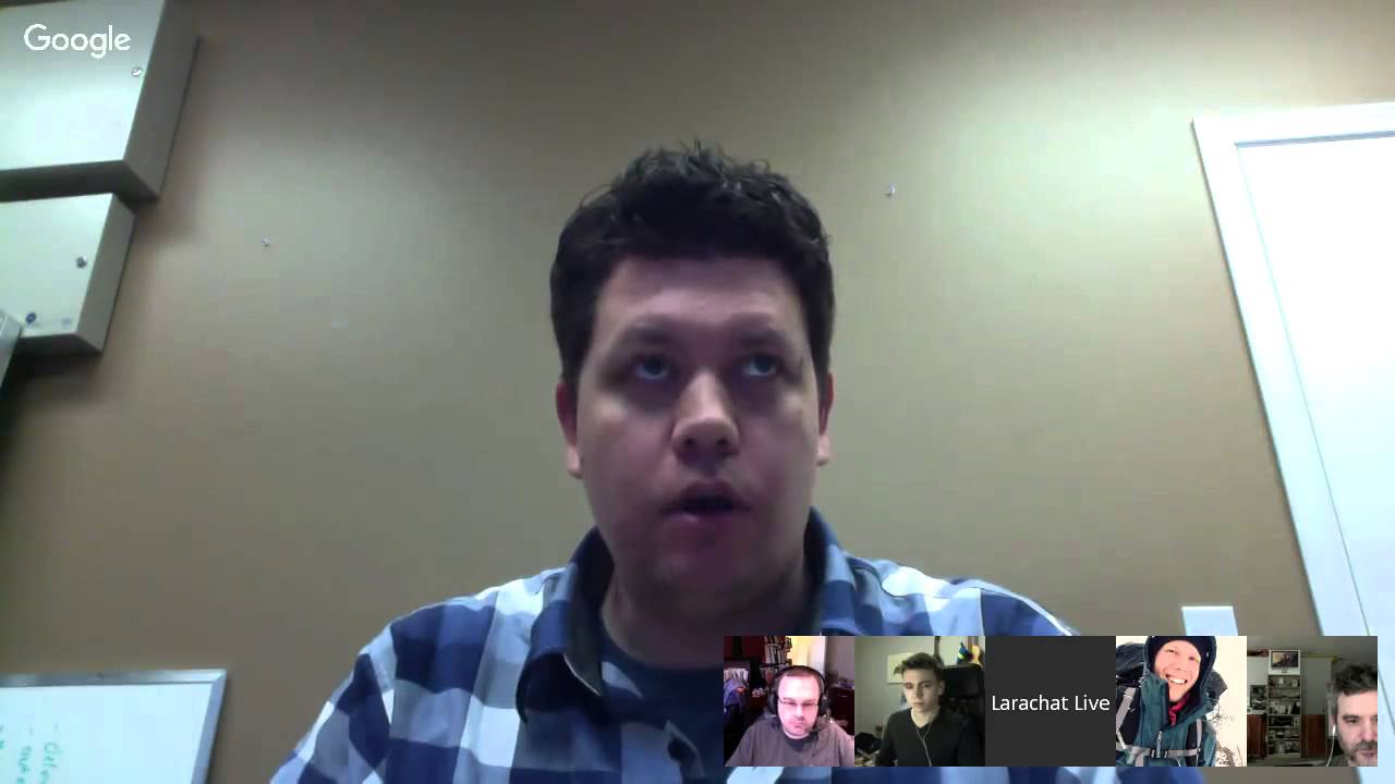LaraChat Live - Episode #1 - PHPMD & PHPCS
