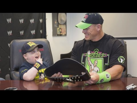 Maverick - John Cena Has Now Helped Over 600 Kids Get Make-A-Wish Foundation Wishes