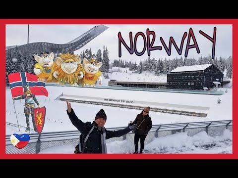 Filipinos in OSLO NORWAY TRAVEL 01-2018
