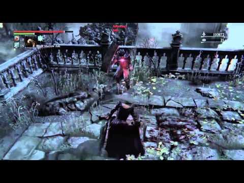 Skill Build Bloodborne Pve