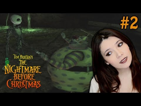 THE NIGHTMARE BEFORE CHRISTMAS - FINDING THE KEY #2