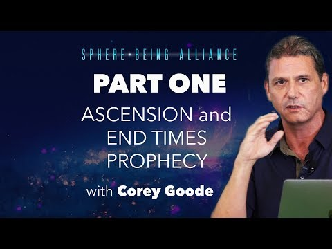 Ascension & End Times Prophecy - Corey Goode at Cosmic Waves - Part 1