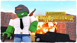 👉 ¡PLAYERUNKNOWN'S BATTLEGROUNDS EN ROBLOX! (Y GRATIS 😙)