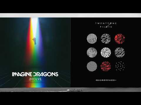 Stressed Out Thunder (Imagine Dragons/Twenty One Pilots Mashup)