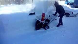 Снегоуборочная машина AL KO SNOWLINE 620E