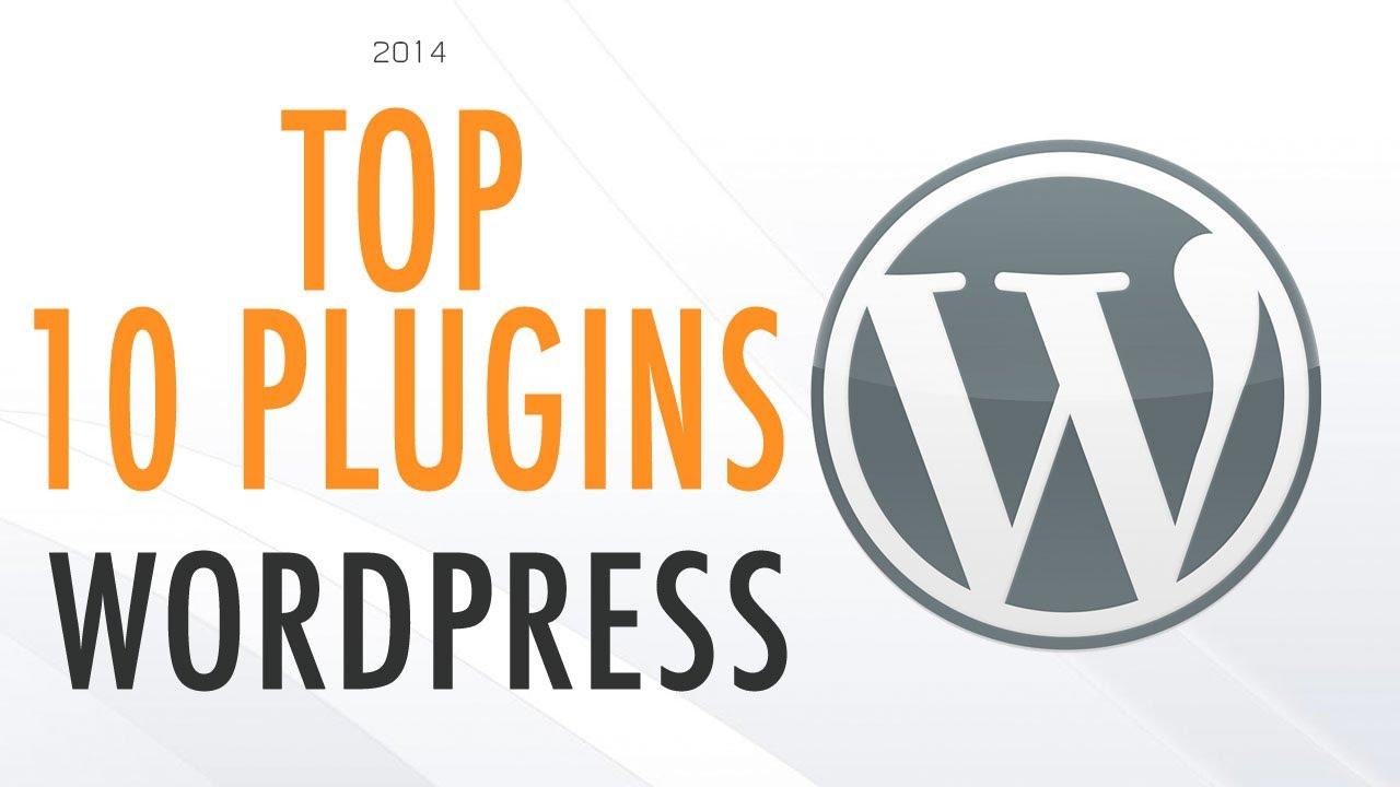 Top 10 WordPress Plugins 2014