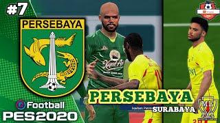 Pucuk Dingin !! | David Da Silva Top Skor |  PERSEBAYA Master League | Liga 1 Shopee | Pes 2017 | #7