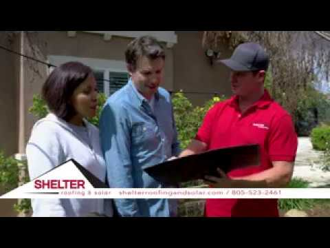 Shelter Roofing & Solar Serving Southern California
