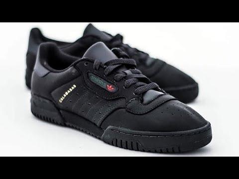Adidas Yeezy Powerphase Calabasas  Black  b30bd658a