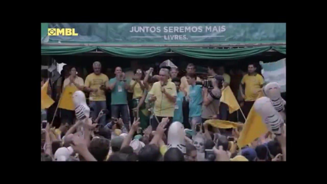 Download Movimento Brasil Livre no 13 de março #MBL no #ProgramaDiferente
