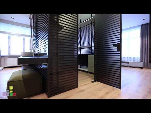 гардеробные комнаты в стиле лофт