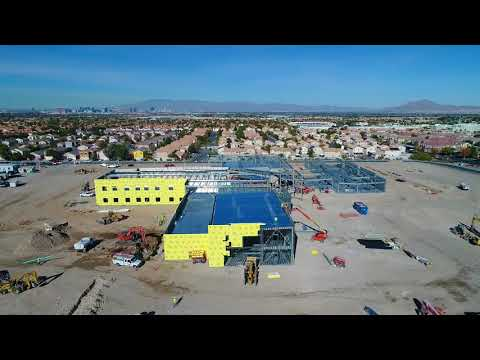 Shirley A. Barber Elementary School Construction Update January 2018