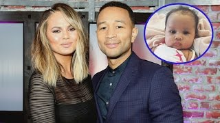 Inside Chrissy Teigen's Beverly Hills Mansion    Featuring Adorable Moments From Baby Luna!