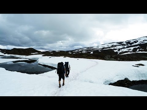 Hiking in Norway 5 day Hardangervidda