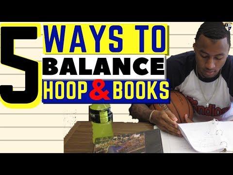 How To Balance Basketball And Academics | Student Athlete Advice