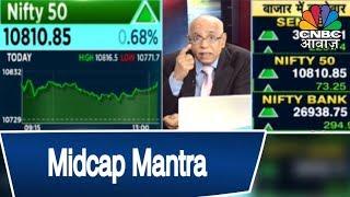 वीकली एक्सपायरी से पहले बैंक निफ्टी 1% ऊपर | Midcap Mantra