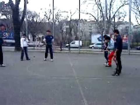 Desi Sport in Vienna Austria Part 1